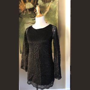 Audrey 3+1/ ModCloth Lace Mini (Tunic)